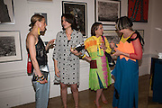 TIPHAINE DE LUSSY; KIRSTY WARK; PHILIPPA PERRY, Royal Academy Summer exhibition party. Piccadilly. 7 June 2016