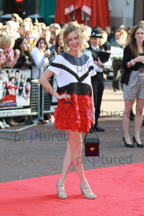 Brie Larson Scott Pilgrim vs. The World European Premiere, Empire Cinema, Leicester Square,London, UK, 18 August 2010: For piQtured Sales contact: Ian@Piqtured.com +44(0)791 626 2580 (Picture by Richard Goldschmidt/Piqtured)