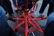 CoBi-7 Conference Bike built for 7-people