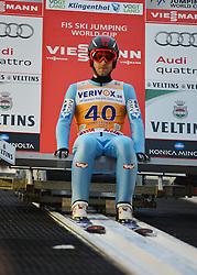 21.11.2014, Vogtland Arena, Klingenthal, GER, FIS Weltcup Ski Sprung, Klingenthal, Herren, HS 140, Qualifikation, im Bild Wolfgang Loitzl (AUT) // during the mens HS 140 qualification of FIS Ski jumping World Cup at the Vogtland Arena in Klingenthal, Germany on 2014/11/21. EXPA Pictures © 2014, PhotoCredit: EXPA/ Eibner-Pressefoto/ Harzer<br /> <br /> *****ATTENTION - OUT of GER*****
