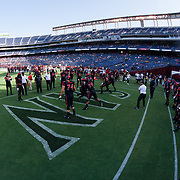 02 September 2017: The Aztecs beat the Aggies 38-17 at Qualcomm Stadium in San Diego, California. <br /> www.sdsuaztecphotos.com