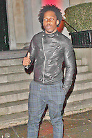 LONDON - December 16: Lemar at the will.i.am: i.am+ foto.sosho - launch party (Photo by Brett D. Cove)