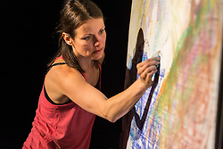 Memories of a Lullaby - the need to remember and the wish to forget - is a one-woman show by Saras Feijoo about a true story growing up in Venezuela. It draws from multiple stories in order to reveal the constant tension between horror and beauty, desperation and hope. <br /> <br /> This piece explores how socio-political conditions shape us as individuals, while attempting to give a perspective on how reality differs greatly depending on where we are born and raised. <br /> <br /> This performance is a hard-hitting exposition of existence combining storytelling, physical theatre with visual art elements to give a full-on, yet tender performance by a performer with first-hand experience of the events she portrays. <br /> <br /> The show will be performed as part of Refugee Festival Scotland on 15 – 16 June at the Scottish Storytelling Centre, Edinburgh; 17 June at Borders Book Festival, Melrose; and Centre for Contemporary Arts, Glasgow on 18 June.