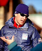 US Nordic Athlete Lowell Bailey at a celebratory parade honoring North Country Winter Olympic Athletes, including Nordic Combined Gold and Silver Medalist Bill Demong, Biathletes Tim Burke and Haley Johnson, Lugers Mark Grimette and Chris Mazdzer, Bobsledder John Napier. (Photo/Todd Bissonette - http://www.rtbphoto.com