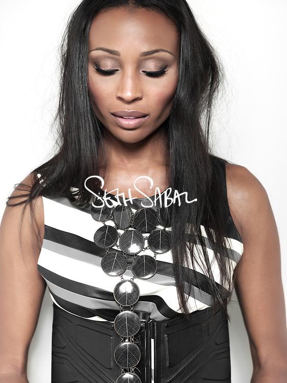Cynthia Bailey - by Seth Sabal