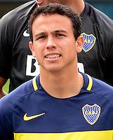 Argentina Football League First Division - Axion Energy 2016-2017 / <br /> Club Atletico Boca Juniors - <br /> Leonardo Jara