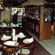 Restaurant Pico Bello Kerkstraat 22 Bussum int & ext