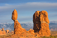 Balanced Rock, Arches National Park Utah