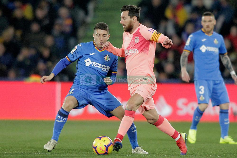 صور مباراة : خيتافي - برشلونة 1-2 ( 06-01-2019 ) 664964-003