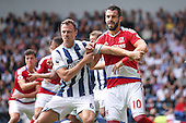 West Bromwich Albion v Middlesbrough 280816
