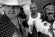 SIGØJNERFESTIVAL I BYEN LES SAINT MARIE DE LA MER I SYDFRANKRIG 1998