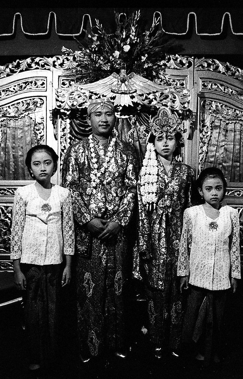 Surabaya wedding party, Surabaya Indonesia.©David Dare Parker/Network Photographers