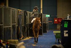 Harrison Ashlee, GBR, Sunshine de la Love<br /> Jumping Indoor Maastricht 2017<br /> © Hippo Foto - Sharon Vandeput<br /> 12/11/17