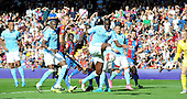 Crystal Palace v Manchester City 120915