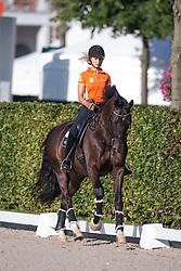 Gevers Katja (NED) - Thriller <br /> Weltfest des Pferdesports CHIO Aachen 2014<br /> © Hippo Foto - Dirk Caremans