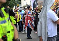 Nottingham: EDL March, 6 August 2016