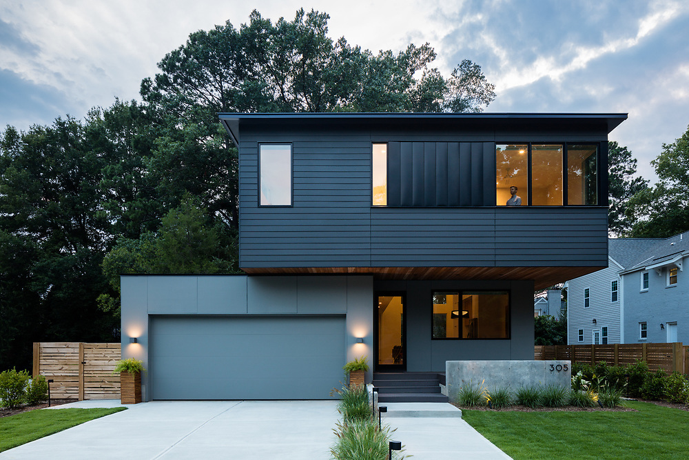Chappell-Smith Residence | Raleigh Architecture Co. | Raleigh, North Carolina