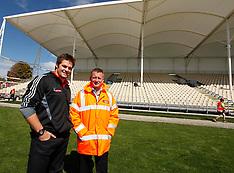 Christchurch-Crusaders visit new stadium
