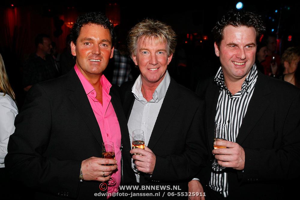 NLD/Uitgeest/20100118 - Uitreiking Geels Populariteits Awards van NH 2009, Tijdloos, Ramon Beense, Dario en Alberto Nicolay