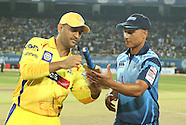CLT20 2013 Match 3 - Chennai Super Kings v Titans