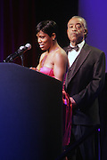 15 April 2010-New York, NY- l to r: Regina King and Rev. Al Sharpton at The National Action Network's 12th Annual Keepers of the Dream Awards held at The Sheraton New York and Towers on April 15, 2010 in New York City. Photo: Terrence Jennings/Sipa