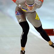 NLD/Heerenveen/20051203 - World Cup schaatsen 2005, Kristina Groves