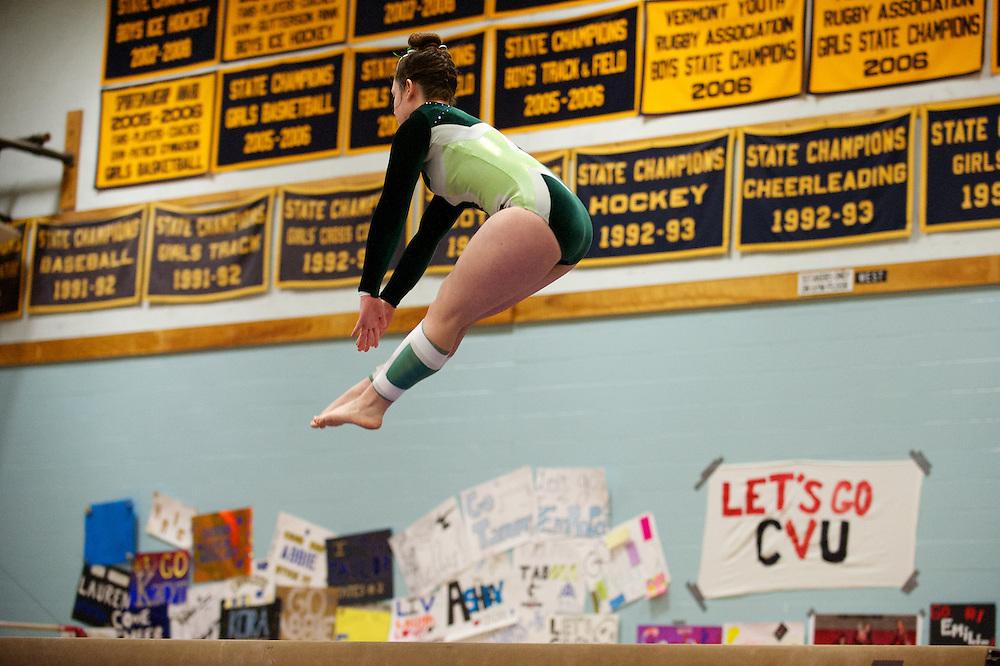 vermont gymnastics state meet 2014