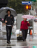 California Rainstorm 2014