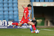 Aaron Morris and Brighton and Hove Albion at the MEMS Priestfield Stadium, Gillingham, England on 29 July 2015.