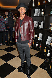 LEWIS HAMILTON at the London launch of Casamigos Tequila hosted by Rande Gerber, George Clooney & Michael Meldman and to celebrate Cindy Crawford's new book 'Becoming' held at The Beaumont Hotel, Brown Hart Gardens, 8 Balderton Street, London on 1st October 2015.