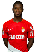 Almamy Toure during Photoshooting of Monaco for new season 2017/2018 on September 28, 2017 in Monaco, France. (Photo by Chateau/Asm/Icon Sport)