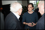 TONY SMITH; ANNE APPLEBAUM, Launch of Rachel Kelly's memoir 'Black Rainbow' about recovering from depression with the help of poetry published by Hodder & Stoughton , ( Author proceeds will be given to the charities SANE and United Response ). Cafe of the National Gallery.  London. 7 May 2014