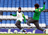 Brazil training - Global Tour 2013 (London)