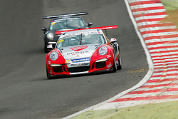Dino Zamparelli | Bristol Sport Racing | #88 Porsche 911 GT3 Cup car | Porsche Carrera Cup GB | Race 1 - Photo mandatory by-line: Rogan Thomson/JMP - 07966 386802 - 04/04/2015 - SPORT - MOTORSPORT - Fawkham, England - Brands Hatch Circuit - British Touring Car Championship Meeting.