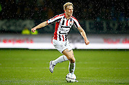 26-01-2016 VOETBAL:WILLEM II-FC GRONINGEN:TILBURG<br /> <br /> Nick van der Velden van Willem II <br /> <br /> Foto: Geert van Erven