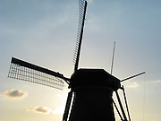 Windmill at Kinderdijk