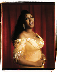 September 11, 2001 - Washington D.C, D.C, U.S. - Aretha Franklin, 1993 (Credit Image: © Lynn Goldsmith via ZUMA Press)