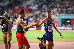2019 IAAF World Athletics Championships, Doha, Qatar, September 27- October 6, Day 10