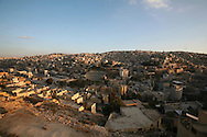 Amman is known as the city built on seven hills.
