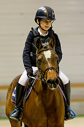 Smolders Siep, NED, Little Lady<br /> Jumping National Bixie - The Dutch Masters<br /> &copy; Hippo Foto - Sharon Vandeput<br /> 17/03/19