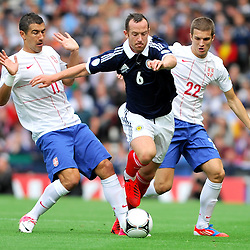Scotland v Serbia | World Cup Qualifier | 8 September 2012