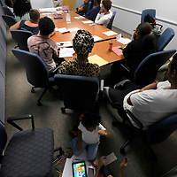 Legal Aid of NC tenants' rights class @ Crisis Assistance