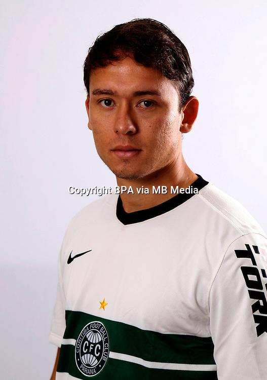 Brazilian Football League Serie A / <br /> ( Coritiba Foot Ball Club ) - <br /> Keirrison de Souza Carneiro &quot; Keirrison &quot;