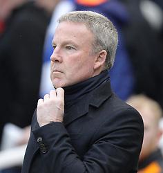 Wolverhampton Wanderers Manager, Kenny Jackett - Mandatory byline: Paul Terry/JMP - 07966 386802 - 01/01/2016 - FOOTBALL - Falmer Stadium - Brighton, England - Brighton v Wolves - Sky Bet Championship