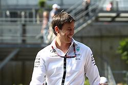 22.08.2015, Circuit de Spa, Francorchamps, BEL, FIA, Formel 1, Grand Prix von Belgien, Qualifying, im Bild Toto Wolff (Teamchef/Mercedes AMG Petronas Formula One Team) // during the Qualifying of Belgian Formula One Grand Prix at the Circuit de Spa in Francorchamps, Belgium on 2015/08/22. EXPA Pictures © 2015, PhotoCredit: EXPA/ Eibner-Pressefoto/ Bermel<br /> <br /> *****ATTENTION - OUT of GER*****