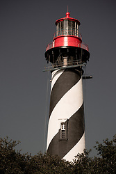 The St. Augustine Light is an active lighthouse in St. Augustine, Florida. The current lighthouse stands at the north end of Anastasia Island and was built in 1874