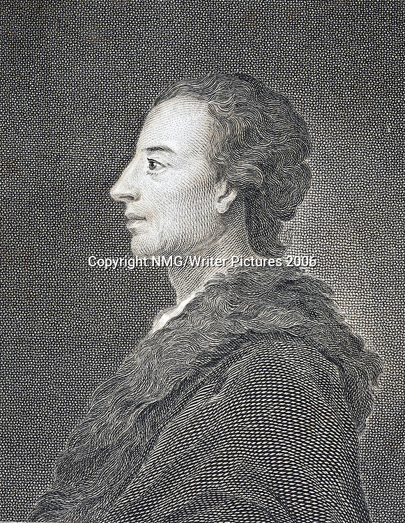 Alexander Pope (1688-1744)<br />English poet<br /><br />Copyright NMG/Writer Pictures<br />contact +44 (0)20 8241 0039<br />sales@writerpictures.com<br />www.writerpictures.com