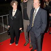 NLD/Utrecht/20070928 - Premiere film Goud over Nederlands dames hockeyelftal, Raemon Sluiter met ouders Fatima Moreira de Melo