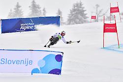 GFATTERHOFER Markus, LW10-1, AUT, Men's Giant Slalom at the WPAS_2019 Alpine Skiing World Championships, Kranjska Gora, Slovenia