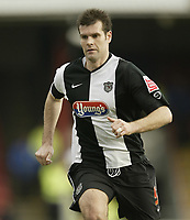 Photo: Aidan Ellis.<br /> Grimsby Town v Swindon Town. Coca Cola League 2. 17/03/<br /> 2007.<br /> Grimsby's Nick Fenton